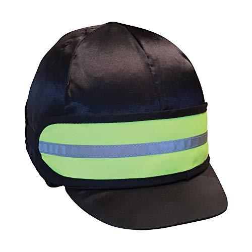 HyViz Reflektor elastisches Helm-Band (Einheitsgröße) (Gelb)