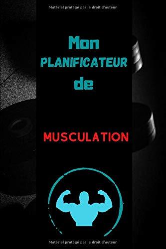 Mon planificateur de musculation: Trust Edition - Carnet  pour vos séances de musculation à remplir -Organisez vos trainings et constatez votre évolution-  205 pages : pour 8 mois d'entrainement -tableaux à compléter , bilans mensuels ,graphiques-