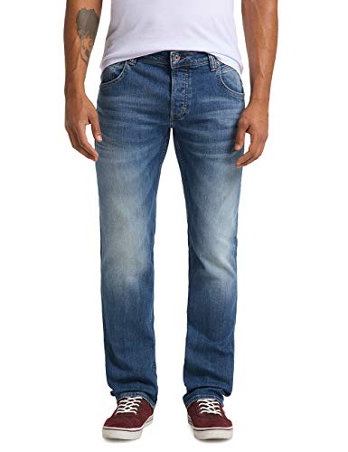 MUSTANG Herren Regular Fit Michigan Straight Jeans