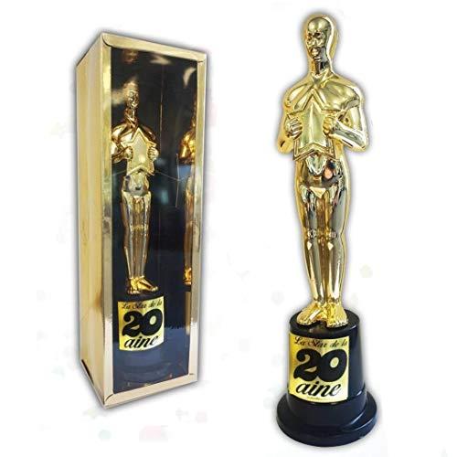 SLA Trophée de Star 20aine - Doré - Taille Unique