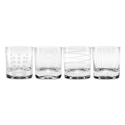 Mikasa Cheers Double Old Fashioned Glass