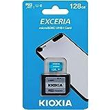 microSDXC 128GB EXCERIA 超高速UHS-I CLASS10 KIOXIA フルHD動画撮影 専用SDアダプター付 [並行輸入品]