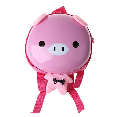 Children Cartoon Animal Backpack Kids Backpack Girl Anti-Lost School Bag for Toddler Kids Girl Boy