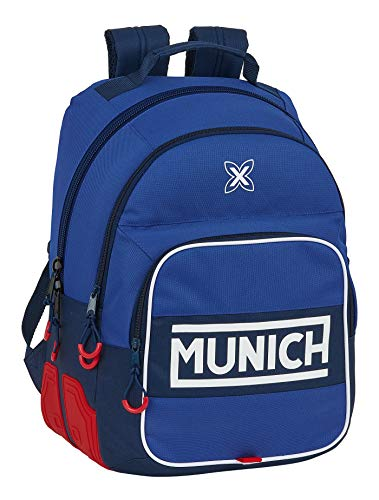 Safta Mochila Escolar de Munich Retro, 320x150x420mm