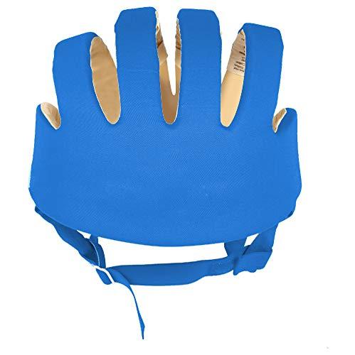 MIMISKU Baby Safety Helmet with Corner Guard & Proper Ventilation (Blue)