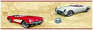 Best corvette wallpaper border Reviews