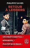 Retour à Lemberg - Le Livre de Poche - 18/09/2019