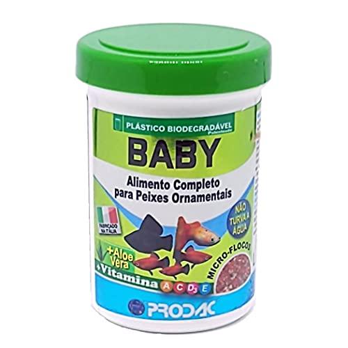 PRODAC Escamas para ALEVINES Baby