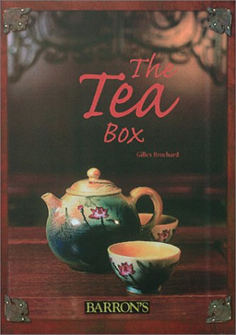 The Tea Box, the Tea Box [With 40 Recipe]