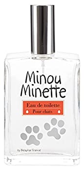Beaphar - Minou Minette, eau de toilette - chat - 50 ml