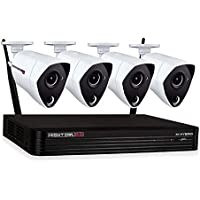 Night Owl 4-Channel 4-Camera 4K Security System with 1TB HDD DVR