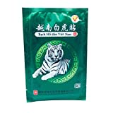 Digital Shoppy 8pcs White Tiger Balm Medical Plasters For Joint Pain For Arthritis