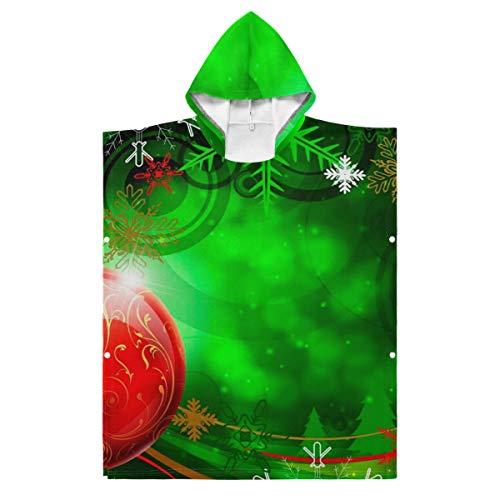 LORONA - Manta para niños y adolescentes (mezcla de poliéster), diseño de campanilla roja y verde, poliéster, multicolor, 35.43x27.55in/90x70cm