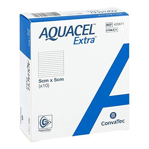 Apósitos Aquacel Extra de 5cm x 5cm (10 unidades)