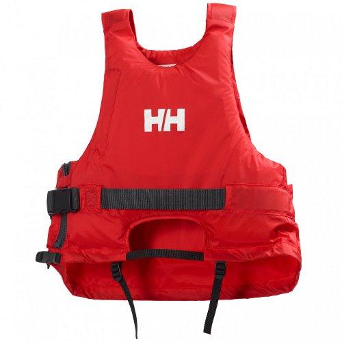 Helly Hansen Erwachsenen Rettungsweste Launch Vest, Alert Red, 60/70, 33825