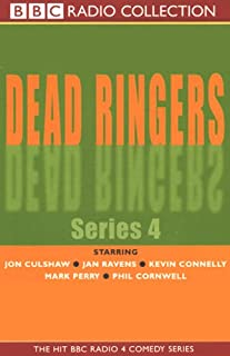 Dead Ringers     Series 4              By:                                                                                                                                 BBC Worldwide                               Narrated by:                                                                                                                                 Jon Culshaw,                                                                                        Full Cast,                                                                                        Jan Ravens,                   and others                 Length: 1 hr and 46 mins     6 ratings     Overall 3.8