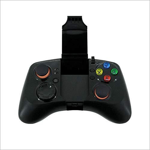 INSN Wireless Mobile Game-Controller Mit Telefonhalterung, Martphone Bluetooth Gamepad Joystick-Controller, Kompatibel Mit Android, PC, Android TV-Box