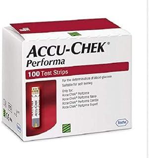 ACCU CHEK PERFORMA TEST STRIPS