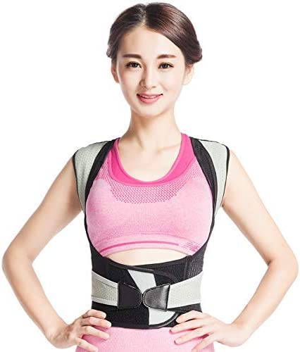 HAOT Women's Back Posture Adju Corrector with Inventory cleanup selling sale 5 ☆ very popular Correction