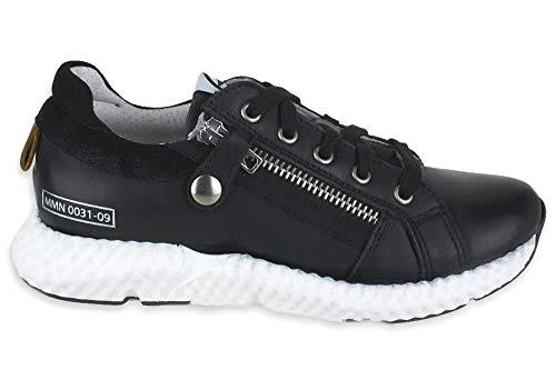 Momino GONERO Trend Sneaker ungefüttert Reißverschluss Größe 37 EU