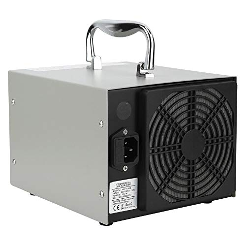 Máquina De Desinfección, Manejo De Aire Profesional Máquina De Deformaldehído Mejora De La Calidad Del Aire Y Olor Fuerte Con 1 Purificador Para Oficina