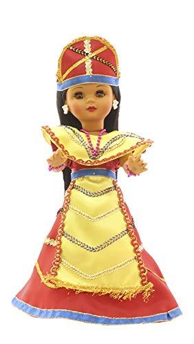 muñecas de sanborns fabricante EULALIA COLECCIONES - Muñecas Típicas Mexicanas