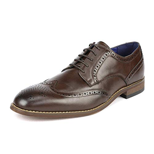 Bruno Marc William_2 Zapatos Cordones Vestir Oxford
