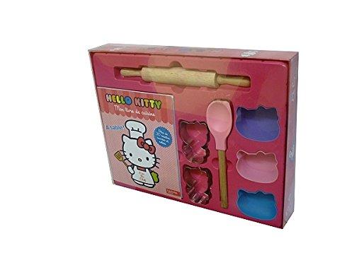 Mon coffret de cuisine avec Hello Kitty