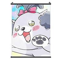 犬と猫どっちも飼ってると毎日たのしい4 ポスター 絵を掛ける 3 Dプリント ファッション 装飾画 壁の装飾 室内日本 アートポスター 壁画の装飾 ポスター掛け インテリアアート壁 流行のプレゼント