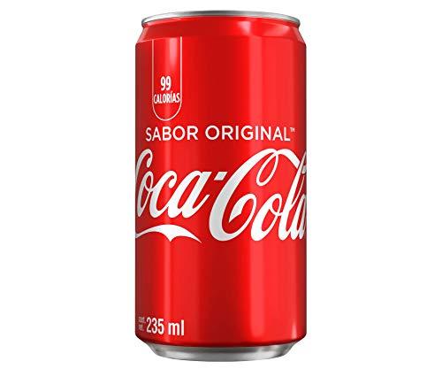 Coca-Cola Original, 24 Pack - 235 ml/lata