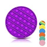 DONSFIELD Pop It Fidget Toy para Todos – Fun Push Pop Bubble Sensory Fidget Juguetes para niños con ...