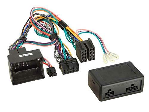 PDC - CAN-Bus LFB Lenkrad Interface Lenkradadapter auf Alpine-Radio für Citroen C2 C3 C4 C5 C8 DS3