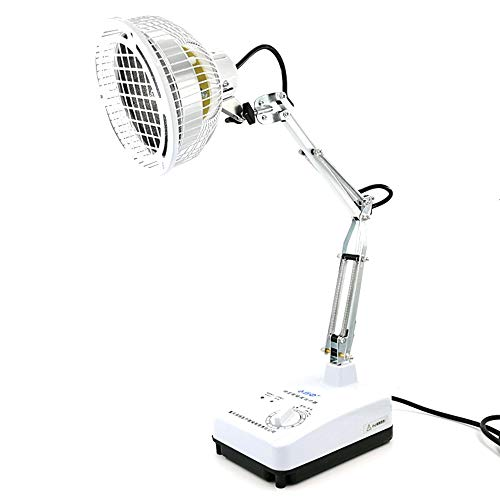 Great Features Of YLTTZ TDP Far Infrared Heat Lamp 230W Mineral Therapy Desktop Set Without Red Ligh...