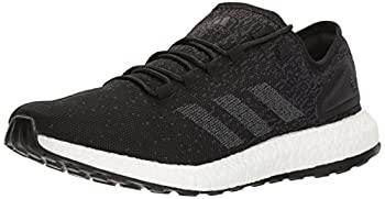 adidas Men s Pureboost Reigning Champ m Running Shoe Black/DGH Solid Grey/White 11.5 M US