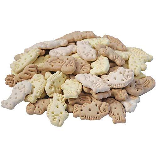 Galletas con Formas de Animales RR Mini Zoo Mix 10 KG. | Snacks para Perros con Formas de Animales | Treats para Perros