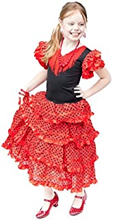 Amazon.es: traje de flamenco para niño