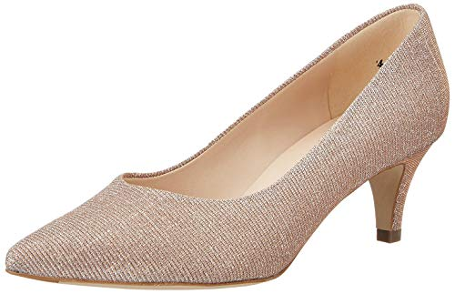 Peter Kaiser Damen Callae Pumps, Rosa (powder Shimmer 044), 38 EU (5 UK)