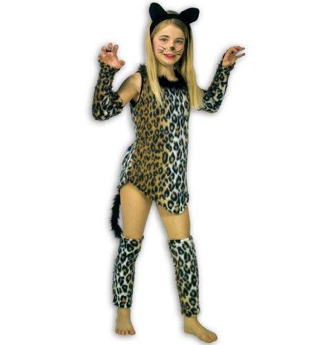 Katze Schnurli Kinder Tier Kostüm Gr 140