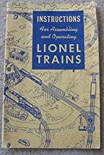 Lionel Trains Instruction Booklet 1948 (For Assembling and Operating)