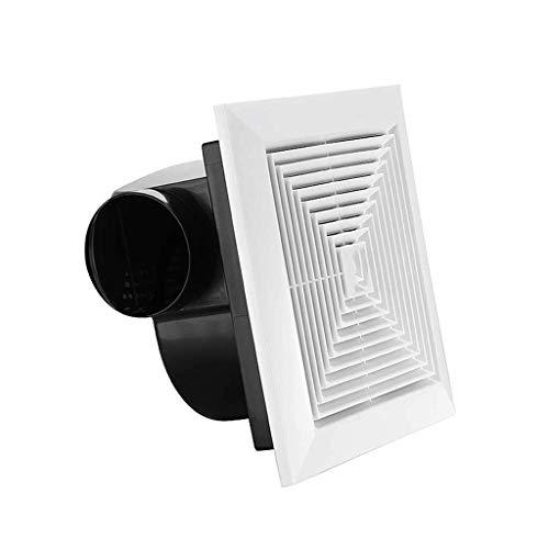 GAXQFEI Ventilador de Refuerzo de Ventilador de Fanático Del Conducto en Línea Ventilador Del Baño Del Techo de la Tubería