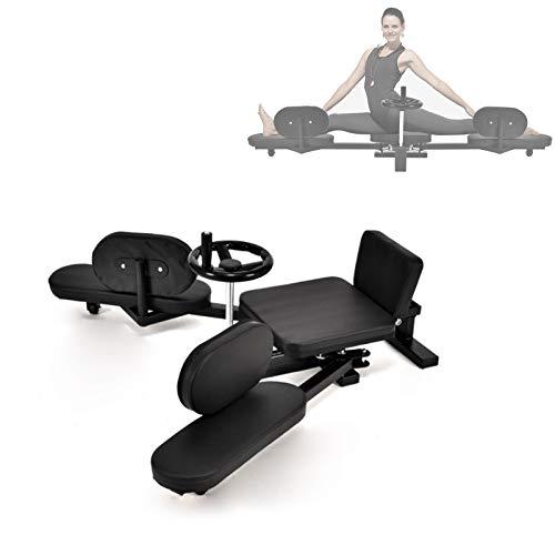 Extensor De Ligamento para Piernas,Pierna ExtensióN MáQuina Flexibilidad Entrenamiento Dividido Piernas Estirar,para Yoga Danza Artes Marciales Y Gimnasia