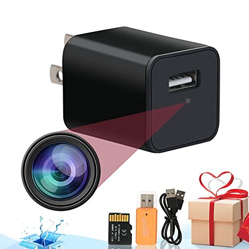 Spy Camera Charger Hidden Camera USB Charger Camera