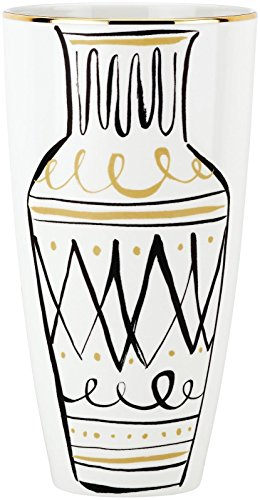 Kate Spade New York Daisy Place Chinoiserie Vase, 9