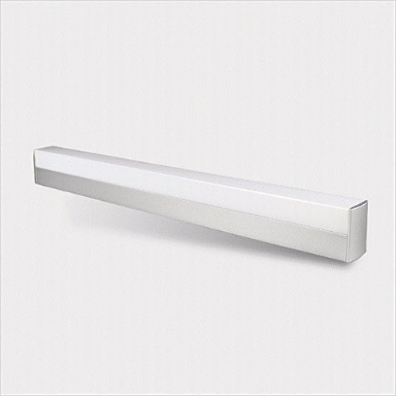 LU-Badezimmer LED-Spiegel-Licht Minimalist Moderne Badezimmer-Wandlampe Spiegel-Kabinett-Eitelkeits-Spiegel-Unter-Lampe (Farbe   Wei-22w100cm)