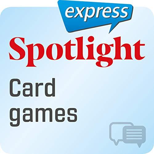 『Spotlight express - Kommunikation: Wortschatz-Training Englisch - Kartenspiele』のカバーアート