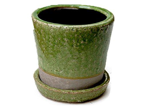 DULTON(ダルトン)『Color grazed pot S テラコッタ(CH15)』