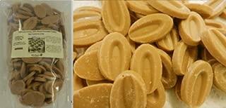 Valrhona Dulcey Blond Chocolate Feve 1/2 lb by Valrhona