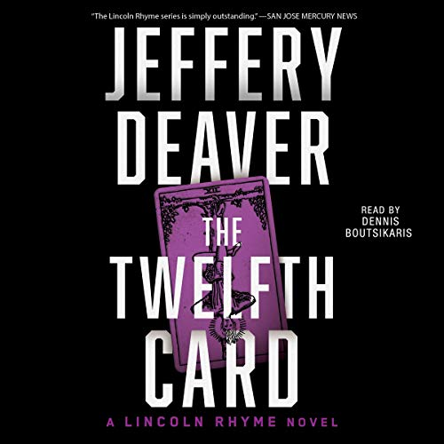 The Twelfth Card Audiobook By Jeffery Deaver cover art
