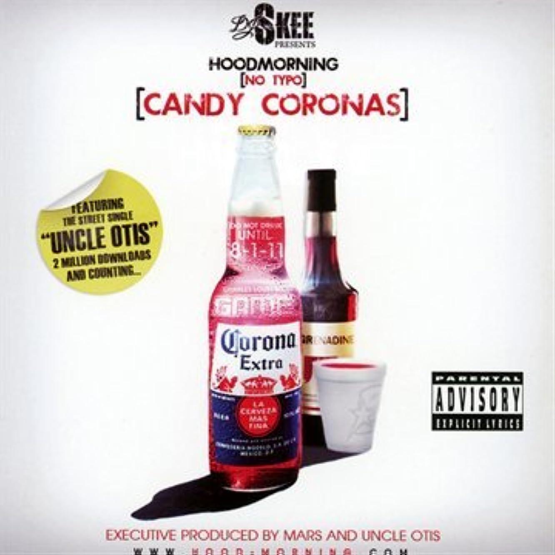 Hoodmorning : Candy Coronas
