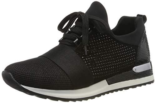Remonte Damen R2500 Sneaker, Schwarz (Schwarz/Schwarz/Schwarz/Schwarz/Schwarz 02), 38 EU